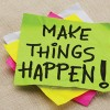 Success Takes More than a Sticky Note