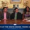 Recovery at the White House: Young and in Recovery