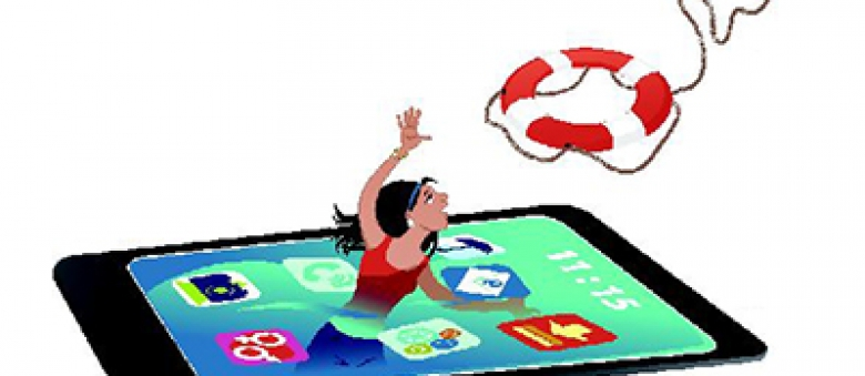 When Using Digital Devices Becomes an Addiction