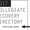 Recovery Campus 2017 Collegiate Recovery Directory
