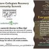6th Annual Southeastern Collegiate Recovery Community Summit