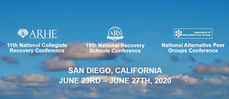 ARHE 11th National Collegiate Recovery Conference