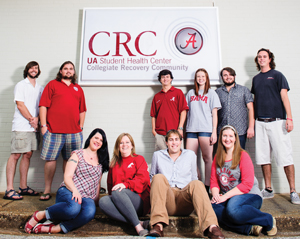 Activities such as group dinners, movie nights, concerts, and special events give Bama students in recovery a full social life together.
