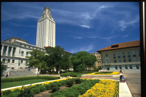 ~Photo courtesy of the University of Texas at Austin.