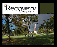 Recovery Campus April Newsletter