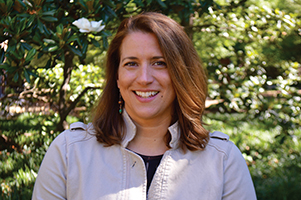 Student Wellbeing Coordinator Katherine Drotos Cuthbert