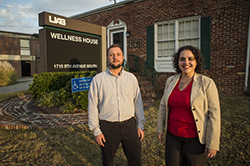 UAB's CRC Reaches Beyond Campus Borders - Recovery